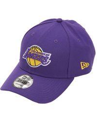 KTZ - Nba Los Angeles Lakers Baseball Hat - Lyst