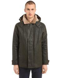 Henri Lloyd | Limited Consort Waxed Linen Jacket | Lyst