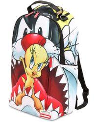 Sprayground - Sylvester Vs Tweety Backpack - Lyst