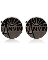 Lanvin - Gemelli Con Logo - Lyst