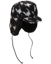 Eugenia Kim - Sammy Houndstooth Trapper Hat - Lyst