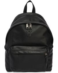 Eastpak - 24l Padded Leather Backpack - Lyst