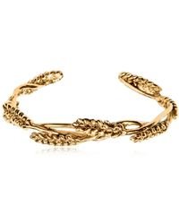 Aurelie Bidermann - Wheat Bracelet - Lyst