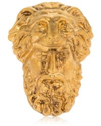 Gucci - Hercules Mask Ring - Lyst