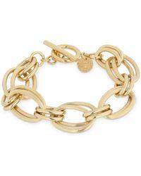 Philippe Audibert - Brass Chain Bracelet - Lyst