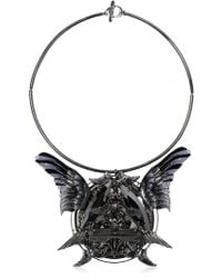 Heaven Tanudiredja - Round Wings Medallion - Lyst