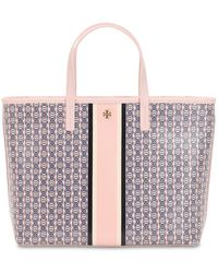 Tory Burch - Gemini Link Small Tote - Lyst