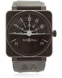 Bell & Ross - Limited Edition Turn Coordinator Watch - Lyst
