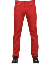 Dior Homme - 19cm Regal Drill Jeans - Lyst