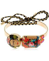 Bijoux De Famille | Frida Rigid Bracelet | Lyst