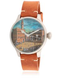 Proff - Piazza Della Signoria New Vintage Watch - Lyst