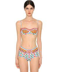 1bd49ea35cdd Dolce & Gabbana Swimwear, Bikinis & Swimsuits - Lyst