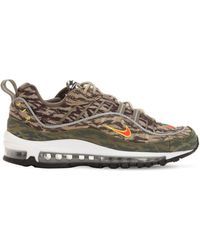 competitive price e7948 ac70b Nike - Air Max 98 Aop Sneakers - Lyst