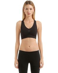 Falke - Cross-back Medium Support Performance Bra - Lyst