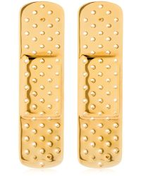 Schield - Plaster Line Earrings - Lyst