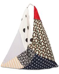 MM6 by Maison Martin Margiela - Archive Fabric Patchwork Japanese Bag - Lyst