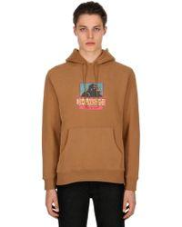 X-Large - Og Hooded Cotton Sweatshirt - Lyst