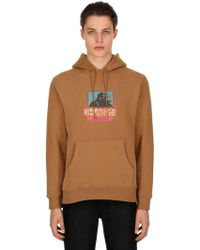 X-Large - Og Hooded Cotton Sweatshirt - Lyst