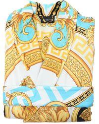 Versace - La Coupe Des Dieux Bath Robe - Lyst