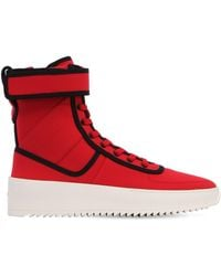 Fear Of God - Hi-top Sneakers - Lyst