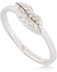 Delfina Delettrez   Kiss Me Diamond Ring   Lyst