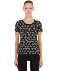 Moschino - Underbear Stretch Jersey T-shirt - Lyst