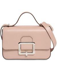 Bally - Janelle Leather Shoulder Bag - Lyst