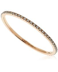 EF Collection | Diamond Eternity Band Ring | Lyst
