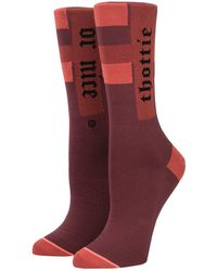 Stance - Fenty By Rihanna The Thottie Socks - Lyst