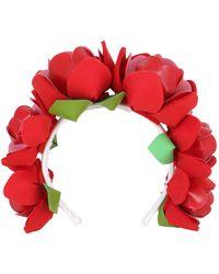 Francesco Ballestrazzi - Roses Headband - Lyst