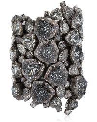 On Aura Tout Vu - Patina Cuff Bracelet - Lyst