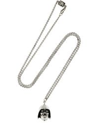 Cantini Mc Firenze | Darth Vader Necklace | Lyst