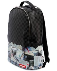 Sprayground - Off-shore Account Printed Backpack - Lyst