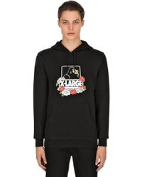 X-Large - Tranquil Og Hooded Cotton Sweatshirt - Lyst