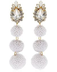 Shourouk | Disco Earrings | Lyst
