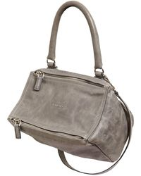 Givenchy - Small Pandora Washed Leather Bag - Lyst