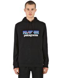 Patagonia - P-6 Label Uprisal Sweatshirt Hoodie - Lyst