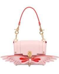 Niels Peeraer - Small Wings Leather Shoulder Bag - Lyst