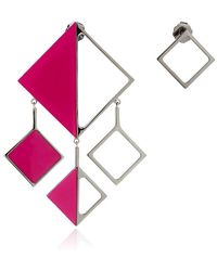 Sylvio Giardina - Barock Drop & Stud Earrings - Lyst