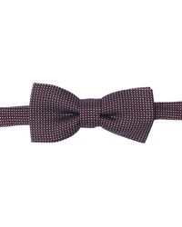 DSquared² - Silk Jacquard Bow Tie - Lyst