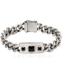 Northskull | Pyramids Chain Bracelet | Lyst