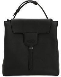 Tod's - Small Bucket Top Handle Bag - Lyst