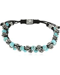 Cantini Mc Firenze - Kevlar Double Rose Bracelet - Lyst