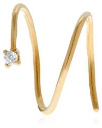 MARGOVA JEWELLERY - Yay Mono Earring - Lyst
