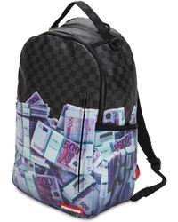 """Sprayground - Sac À Dos """"euro Money Stacks"""" - Lyst"""