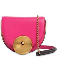 Marni - Monile Tricolor Leather Shoulder Bag - Lyst