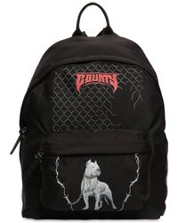 Marcelo Burlon - Dogo Printed Tech Backpack - Lyst