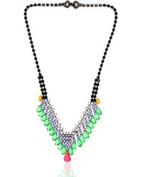 Tom Binns | Electro Clash Nova Necklace | Lyst