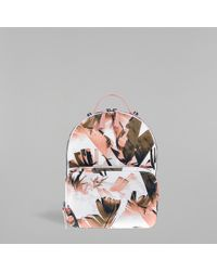 Mackage - Brook-sa Nylon Backpack With Zippered Front Pocket - Lyst
