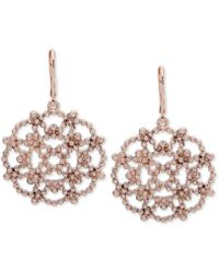 Lonna & Lilly - Openwork Starburst Chandelier Earrings, Created For Macy's - Lyst